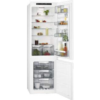 AEG Frost Free Integrated Fridge Freezer 177.2 cm A++ SCE8182VTS